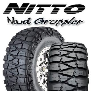 【7/25はクーポン発行とエントリーで最大P31倍】 【2本以上からの販売】NITTO ニットー Mud Grappler サマータイヤ 37X/13.50R17 1本価格 タイヤのみ サマータイヤ 17インチ