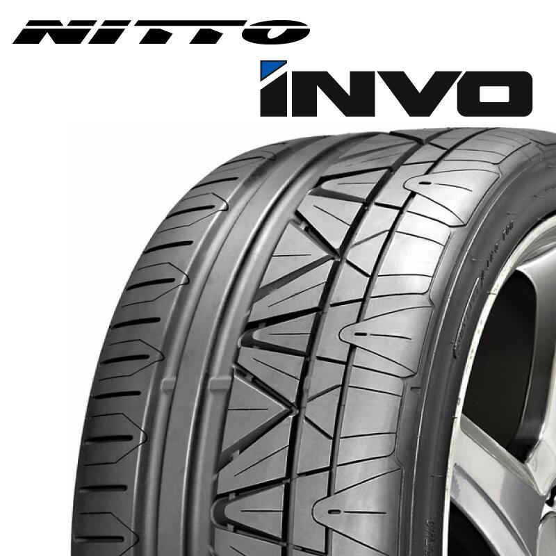 【5/20は最大26倍】 【2本以上からの販売】NITTO INVO インボ 2018年製のみ ニットー サマータイヤ 275/40R20 1本価格 タイヤのみ サマータイヤ 20インチ