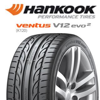 HANKOOK ハンコック ventusV12evo2 ベンタス K120 サマータイヤ 215/45R18 サマータイヤ 4本セット タイヤのみ 18インチ