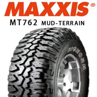 【7/30はクーポン発行とエントリーで最大P21倍】 【2本以上からの販売】MAXXIS MT-762 BIGHORN ブラックウォール 305/55R20 1本価格 タイヤのみ サマータイヤ 20インチ