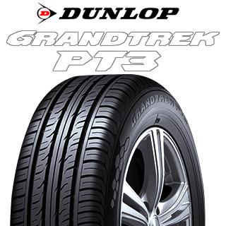 DUNLOP ダンロップ GRANDTREK PT3 グラントレック サマータイヤ 235/60R18 MANARAY RMP-211F ホイールセット 4本 18インチ 18 X 8 +42 5穴 114.3