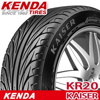 【7/25はクーポン発行とエントリーで最大P31倍】 【2本以上からの販売】KENDA ケンダ KAISER KR20 サマータイヤ 215/35R19 1本価格 タイヤのみ サマータイヤ 19インチ
