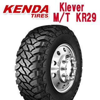 【7/30はクーポン発行とエントリーで最大P21倍】 【2本以上からの販売】KENDA ケンダ Klever M/T KR29 MT ホワイトレター サマータイヤ 265/70R17 1本価格 タイヤのみ サマータイヤ 17インチ