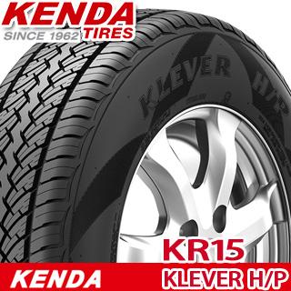 【5/15は最大37倍】 【2本以上からの販売】KENDA ケンダ KLEVER H/P KR15 サマータイヤ 265/65R17 1本価格 タイヤのみ サマータイヤ 17インチ