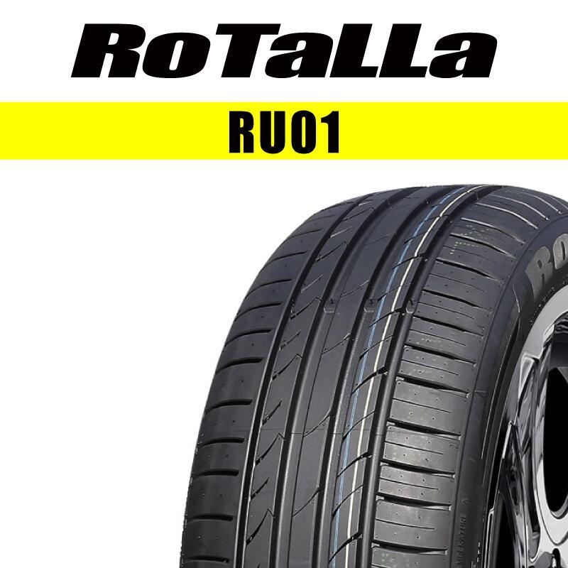 8 25は最大1000円クーポン発行5のつく日はポイントUP 2本以上からの販売 Rotalla RU01 欠品時は同等商品のご提案します 245 送料無料お手入れ要らず サマータイヤ 17インチ 45R17 入荷予定 タイヤのみ 1本価格