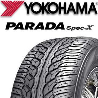 【5/20は最大26倍】 【2本以上からの販売】YOKOHAMA ヨコハマ パラダ PARADA スペックX PA02 サマータイヤ 245/45R20 1本価格 タイヤのみ サマータイヤ 20インチ
