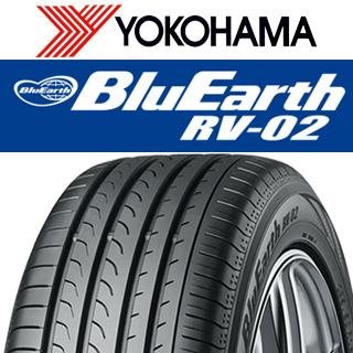 YOKOHAMA ヨコハマ ブルーアース RV-02 ミニバン サマータイヤ 215/55R18 MANARAY RMP-211F ホイールセット 4本 18インチ 18 X 8 +42 5穴 114.3