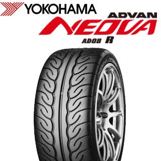 YOKOHAMA ヨコハマ アドバン ネオバ AD08R NEOVA サマータイヤ 205/50R17 4本セット タイヤのみ サマータイヤ 17インチ ゴムバルブサービス特典付き!