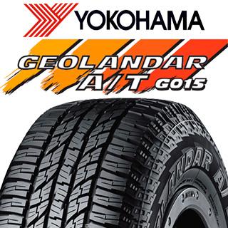 【5/20は最大26倍】 【2本以上からの販売】YOKOHAMA ヨコハマ ジオランダー AT A/T G015 サマータイヤ 275/65R17 1本価格 タイヤのみ サマータイヤ 17インチ