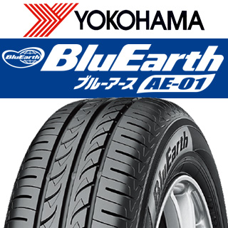 YOKOHAMA ヨコハマ ブルーアース AE-01 サマータイヤ 165/55R15 MLJ huperion CALMA 15 X 5 +45 4穴 100
