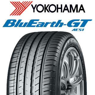 【5/20は最大26倍】 【2本以上からの販売】YOKOHAMA ヨコハマ ブルーアースGT AE51 サマータイヤ 245/50R18 1本価格 タイヤのみ サマータイヤ 18インチ