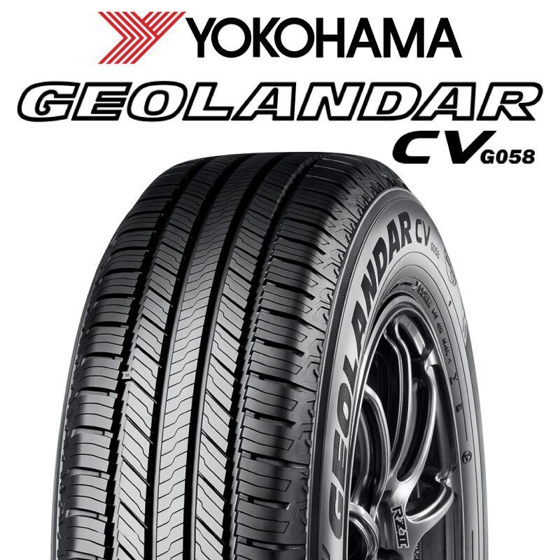 8 25は最大1000円クーポン発行5のつく日はポイントUP 2本以上からの販売 YOKOHAMA ヨコハマ GEOLANDAR CV 235 タイヤのみ 実物 70R16 全国一律送料無料 サマータイヤ 1本価格 16インチ G058
