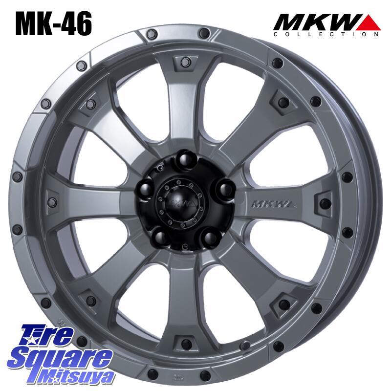 【10/25はRカードで最大37倍】【取付対象】 アコード MKW MK-46 ヘルキャット ホイールセット 4本 17インチ 17 X 7.5J +35 5穴 114.3 TOYOTIRES トーヨー プロクセス CF2 SUV PROXES サマータイヤ 215/55R17