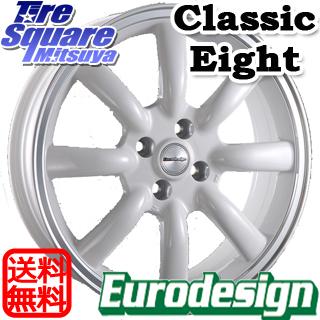 ブリヂストン PORENZA ポテンザ RE-71R サマータイヤ 215/45R17阿部商会 EuroDesign Classic Eight ホイール 4本セット 17インチ 17 X 7 +35 4穴 98