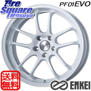 8 25は最大1000円クーポン発行5のつく日はポイントUP ENKEI 未使用 エンケイ PerformanceLine PF01 EVO ホイール X 9.0J 4本価格 +25 ホイールのみ 輸入 18 114.3 5穴
