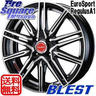 YOKOHAMA ヨコハマ DNA アースワン EP400 サマータイヤ 195/65R16 BLEST Eurosport Regulus A1 ホイールセット 4本 16インチ 16 X 6 +40 4穴 100