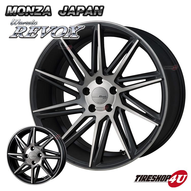 20インチワーウィック レヴォックス 20×8.5レクサス RX(20系)、ムラーノ(Z51) など 特選輸入タイヤタイヤ 265/50R20 新品タイヤホイールセット4本価格