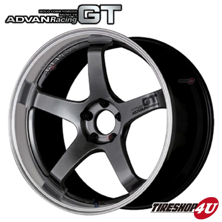 20インチADVAN Racing GT 20×10.0J 5/114.3 +45MHB(マシニング&レーシングハイパーブラック) アドバンレーシング 新品アルミホイール1本価格 MOLD-FORM FORGED