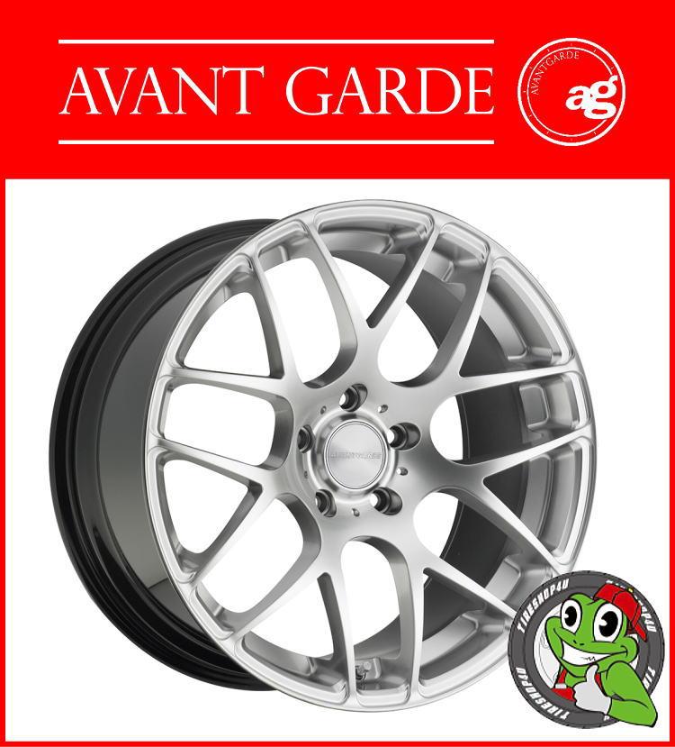 19インチAVANT GARDE WHEELS M310 19×9.5J 5H-112 ET40 HUB:66.6ΦHyper Silver VW/Audi/BENZ アヴァンギャルドホイール AG WHEELS 新品アルミホイール単品1本価格