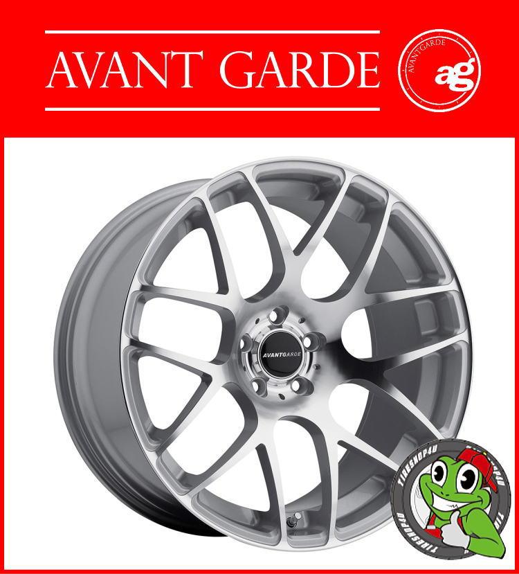 22インチAVANT GARDE WHEELS M310 22×10.5J 5H-112 ET43 HUB:66.6ΦMachine Gunmetal Audi/Benz/Tesla アヴァンギャルドホイール AG WHEELS 新品アルミホイール単品1本価格