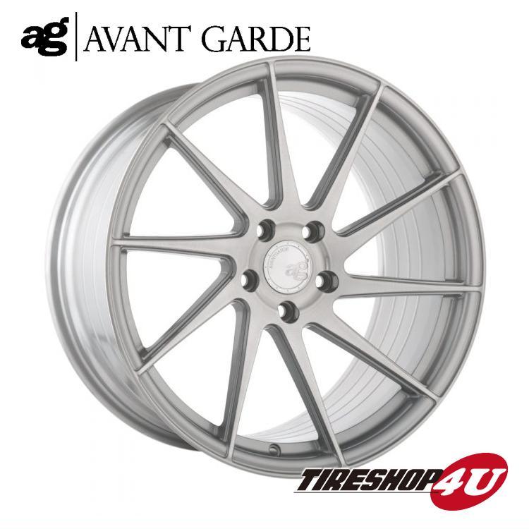 20インチ ジャガー XF ag wheels M621 20×8.5J &10.0J ブラッシュドシルバー/グロスブラック/マットブラック/ブロンズ/ガンメタ(AVANTGARDE)当社指定輸入タイヤ 255/35R20 & 285/30R20 新品タイヤホイールセット4本価格