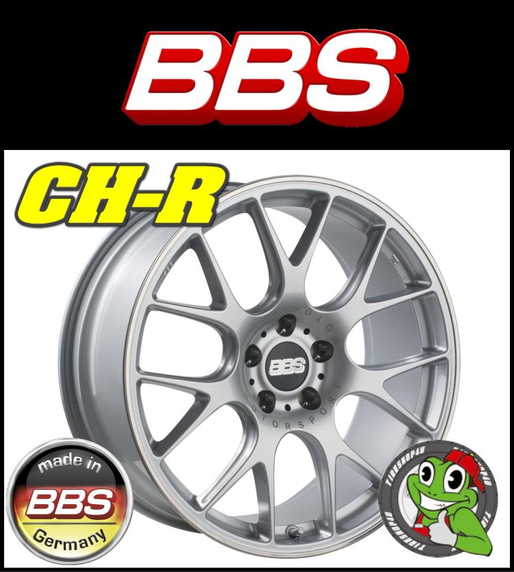 【マラソン期間限定 エントリーでポイント最大43倍】19インチホイール単品BBS CH-R 19×8.0J 5/120 +40 HUB:82φ ブリリアントシルバー鋳造1ピース BMW 1series(E82/E87/F20/F21), X1(E84) / MINI クロスオーバー 新品アルミホイール単品1本価格