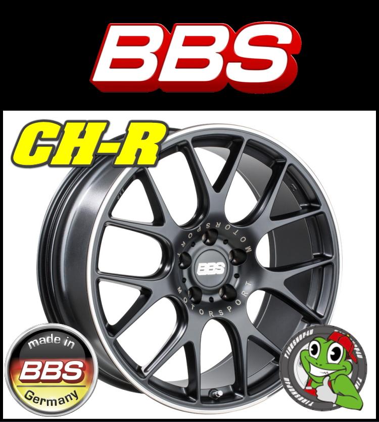 20インチホイール単品BBS CH-R 20×10.5J 5/120 +35 HUB:82φ サテンブラック鋳造1ピース BMW 5series(F10/F11), 5seriesGT(F07), 6series(F12), 7series(F01) リア用新品アルミホイール単品1本価格