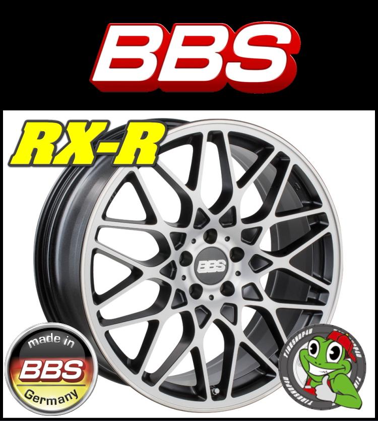 20インチホイール単品BBS RX-R 20×9.5J 5/112 +40 HUB:82φ サテンブラック・リムプロテクター鋳造1ピース Audi A4/A6 ベンツ Eクラス(W212)、Cクラス(W204) ※リア用新品アルミホイール単品1本価格