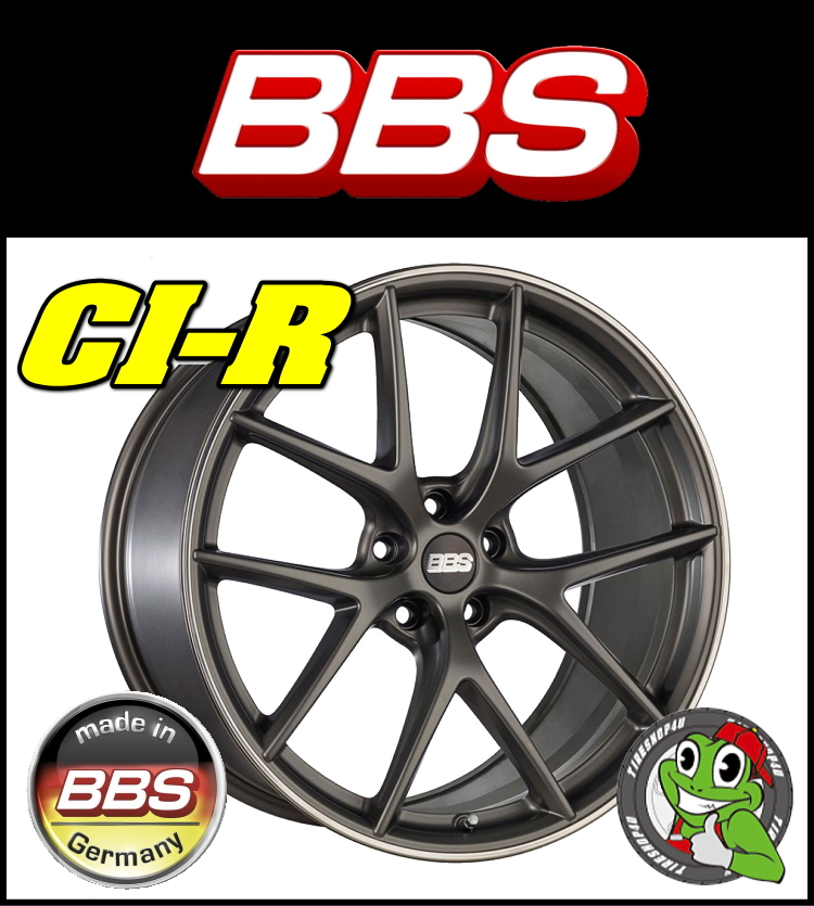 20インチホイール単品BBS CI-R 20×9.5J 5/120 +45 HUB:82φ プラチナムシルバー鋳造1ピース BMW (F30/F31/F32/F33/F10/F12/F25/F26) 新品アルミホイール単品1本価格