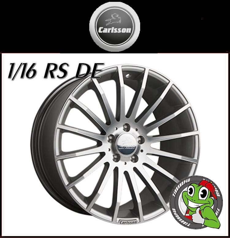 19インチホイール単品Carlsson 1/16RS DE(カールソン) 19×8.5J 5/112 +30 ダイヤモンドエディションメルセデスベンツ Sクラス(W222) 新品アルミホイール1本価格