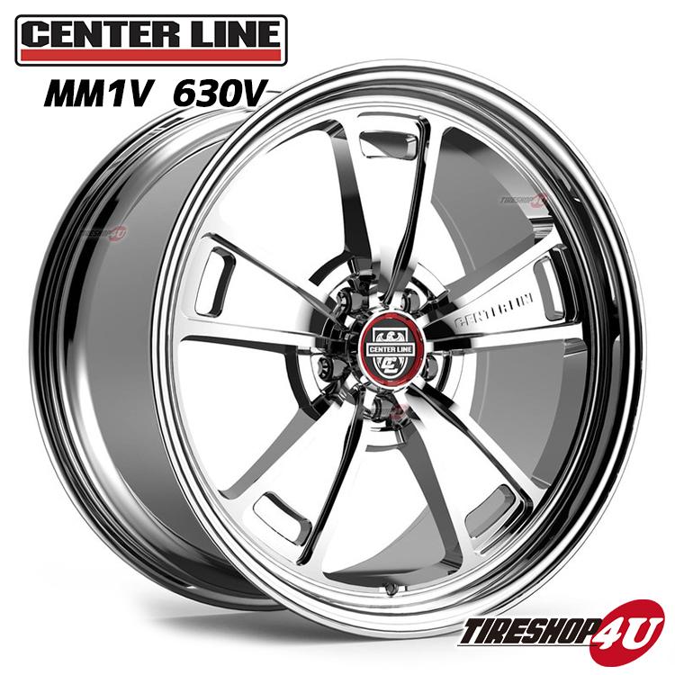 MM1 20x9.0J センターラインV:PVDコーティング 5/114.3 5/115 5/120 Center Line Alloy Wheels モダンマッスル Modern Muscle Series (フロント用)(1本価格)アメリカンマッスル