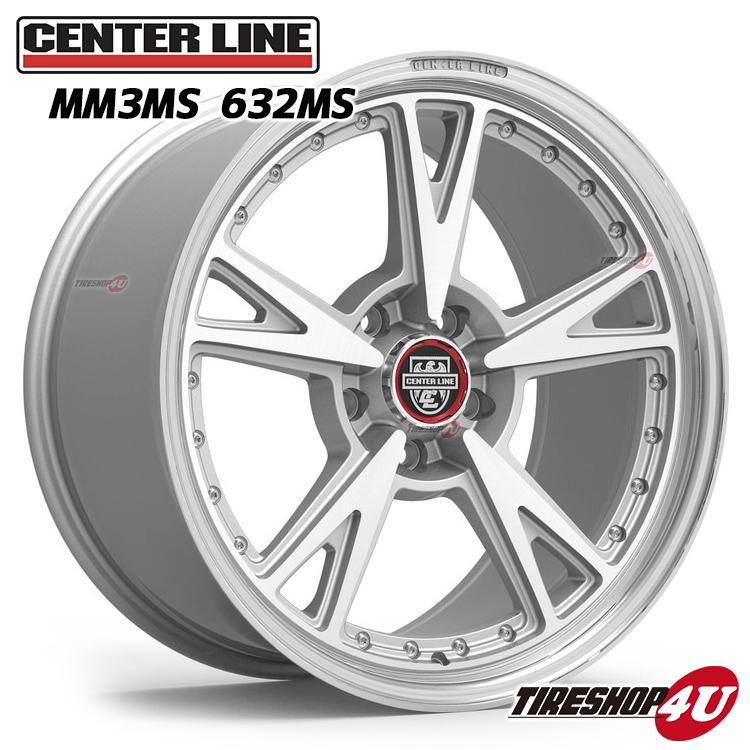 MM3 20x9.0J センターラインV:PVDコーティング 5/114.3 5/115 5/120 Center Line Alloy Wheels モダンマッスル Modern Muscle Series (フロント用)(1本価格)アメリカンマッスル