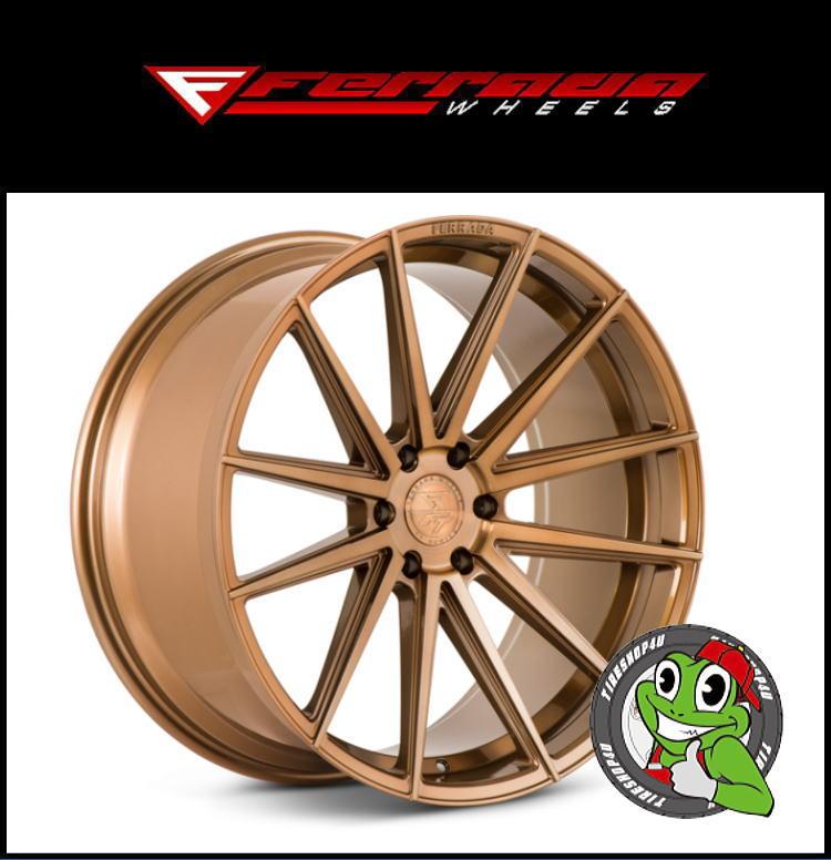 24インチ Ferrada wheels FT1 24×10.0JPCD:6/139.7・6/135 color:ブラッシュドコブラ 新品アルミホイール単品1本価格 フェラーダホイールズ コンケーブ
