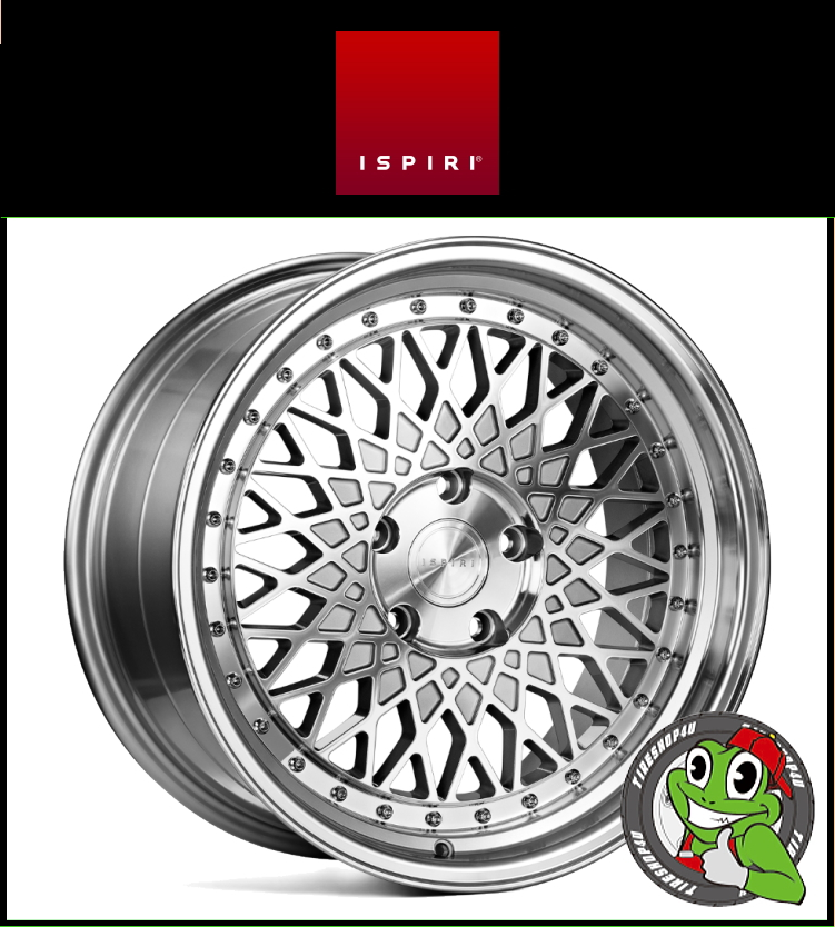 19インチIspiri Wheel CSR3 19×8.5J 5/120 +45 HUB:72.56φSilver Machined(シルバーマシンド) 1985 イスピリホイール 新品アルミホイール1本価格 正規輸入品JWL適合品 スタンス BMW E46/E90/91/92