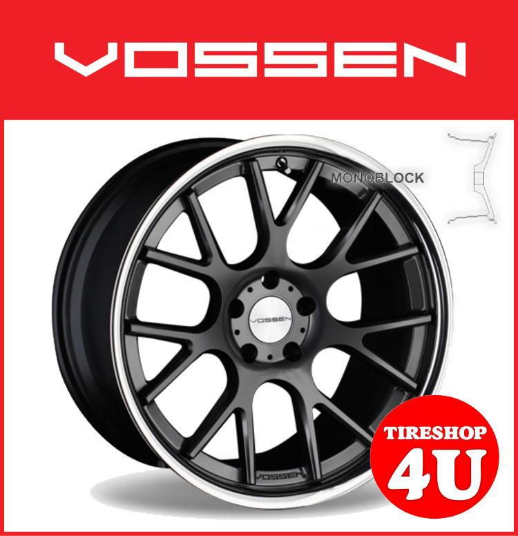 20インチVOSSEN ヴォッセ VVC CV2 マットグラファイトw/ステンレスリップAUDI アウディ A4 VW ゴルフ パサート NITTO NEO GEN タイヤ付4本SET 逆反り