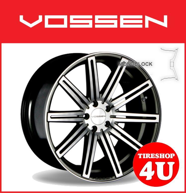 20インチVOSSEN ヴォッセ VVS CV4 20×9.0J&10.5J マットグラファイトマシンBMW 3シリーズ E90・E91・E92 新品タイヤホイール4本セット 逆反り コンケイブ