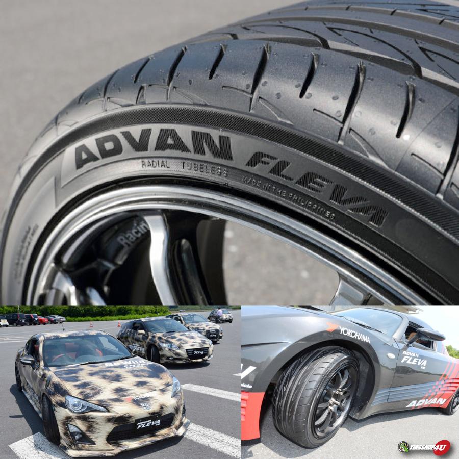 送料無料新品タイヤYOKOHAMAADVANFLEVAV701225/45R17ヨコハマタイヤアドバンフレバ単品ラジアルタイヤサマータイヤ