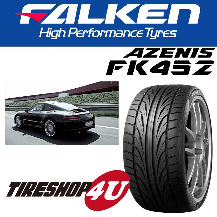 FALKEN AZENIS FK452 265/30R22ファルケン アゼニス エフケー452 新品タイヤ1本価格 正規品