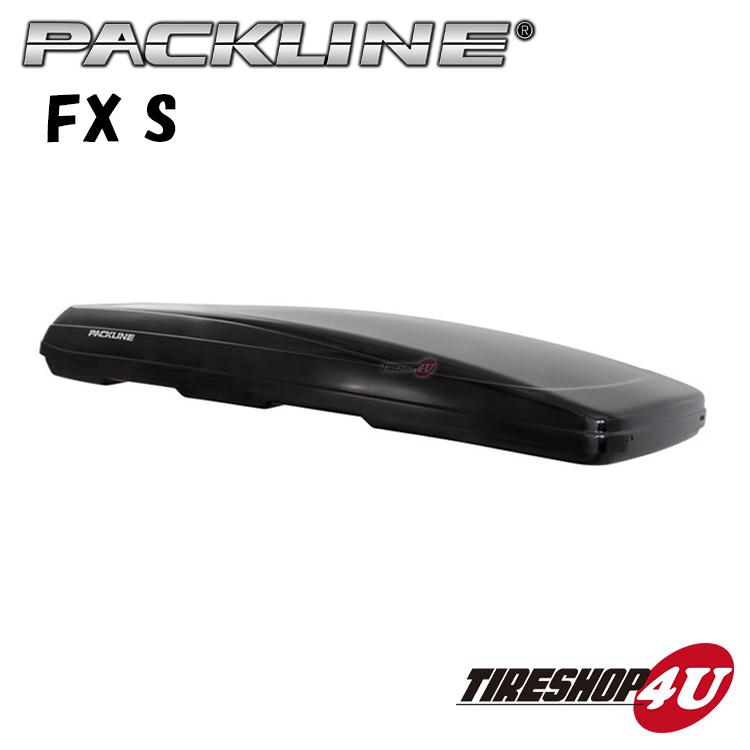 PACKLINE(パックライン) FX-Sルーフボックス ノルウェーブランド グロスブラック、グロスホワイト容量:460L スキー/スノーボード フィッシング アウトドア ジェットバック 収納 正規品 代引き不可
