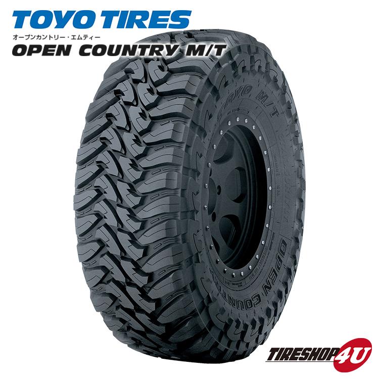 送料無料 新品 TOYO OPEN COUNTRY M/T 37×13.50R17 121Q オープンカントリーMT オフロードタイヤ オフロードタイヤ 37x13.50R22
