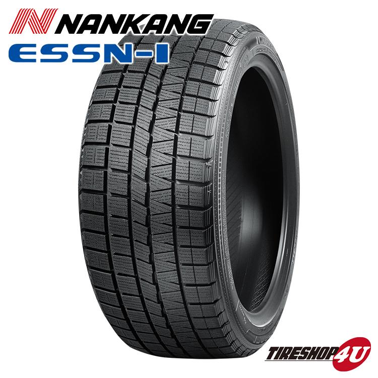2019年製 NANKANG 市場 ESSN1 155 60R15 安全 74Q スタッドレスタイヤ ナンカン スタッドレス 60-15 冬タイヤ 送料無料 1本価格 ESSN-1 15インチ