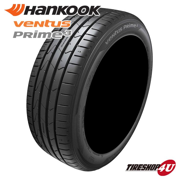 2019年製 送料無料 新品 タイヤ HANKOOK VENTUS PRIME3 K125 225/40R18 タイヤ単品 ハンコック ベンタス サマータイヤ ラジアルタイヤ 225/40-18 非対称パターン K120より
