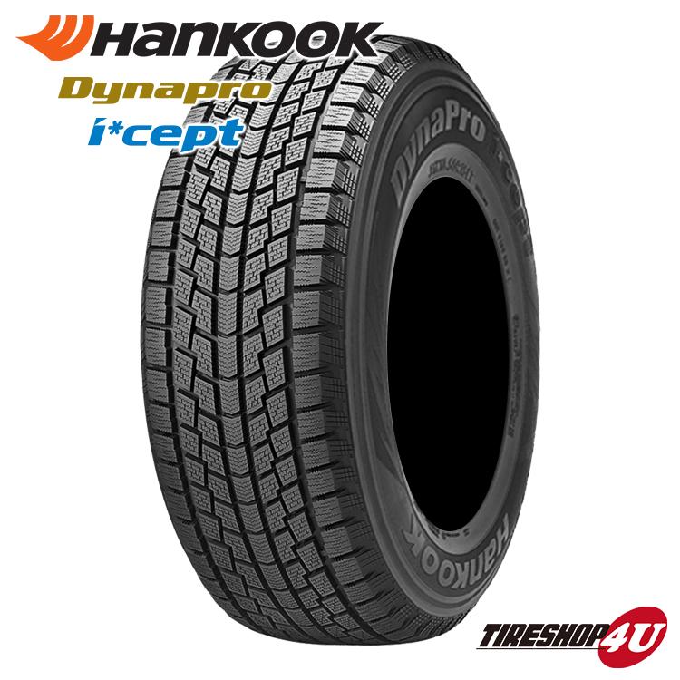 HANKOOK RW08 265 70R16 2020年製 送料無料 新品 タイヤ Dynapro アイセプト 激安卸販売新品 ハンコック 1本価格 即納送料無料 70-16 cept I ダイナプロ スタッドレスタイヤ