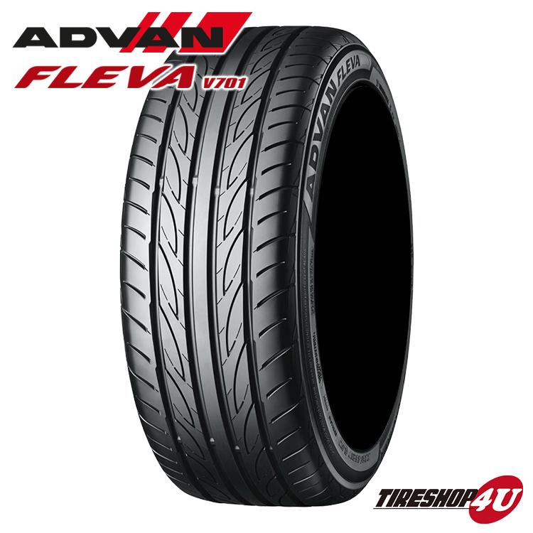 送料無料 新品 YOKOHAMA ADVAN FLEVA V701 235/45R19 アドバン フレバ ヨコハマタイヤ ラジアルタイヤ サマータイヤ 単品 新品 1本価格 235/45-19