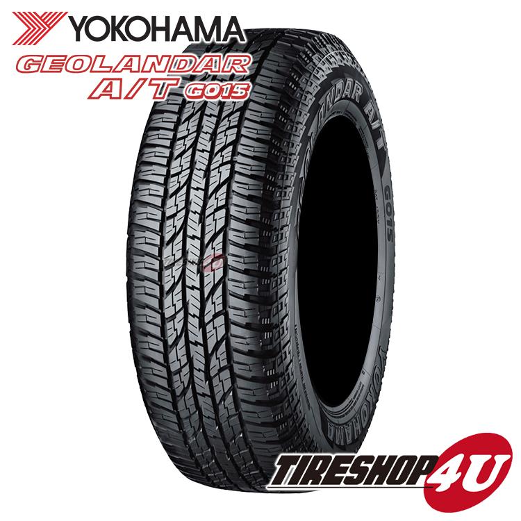 送料無料 新品 タイヤ YOKOHAMA GEOLANDER A/T G015 225/70R16ヨコハマ ジオランダー オールシーズンタイヤ サマータイヤ 225/70-16