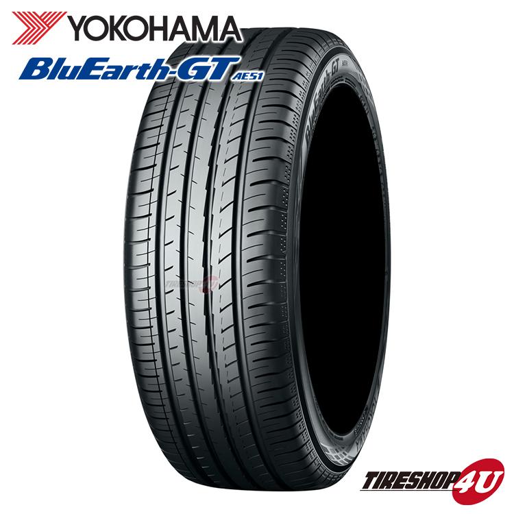 BluEarth-GT AE51 215 45R17 91W XL 2021年製 送料無料 新品 YOKOHAMA ヨコハマ GT ブルーアース ラジアルタイヤ 17インチ 単品 1本価格 取付対象 サマータイヤ AE-51 おすすめ特集 45-17 感謝価格