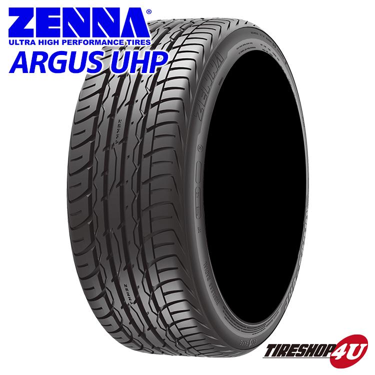 送料無料 ZENNA ARGUS 295/30R26 ゼナ アーガス UHP ウルトラハイパフォーマンス M+S サマータイヤ ラジアルタイヤ 単品 新品1本価格 295/30-26