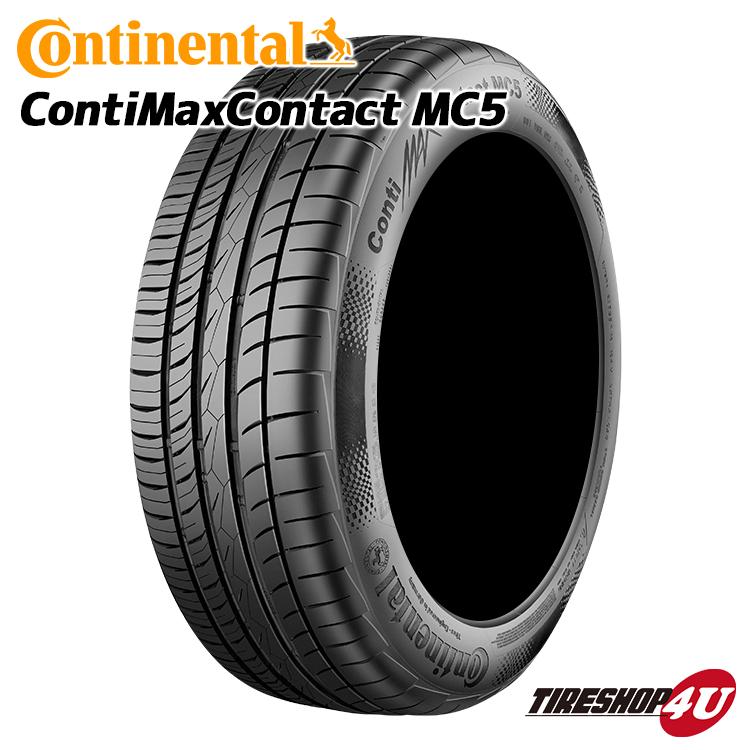 新品 Continental ContiMaxContact  MC5 265/30R22 サマータイヤ コンチネンタル コンチマックスコンタクト MC5//ラジアルタイヤ単品『エムシーファイブ』MC5
