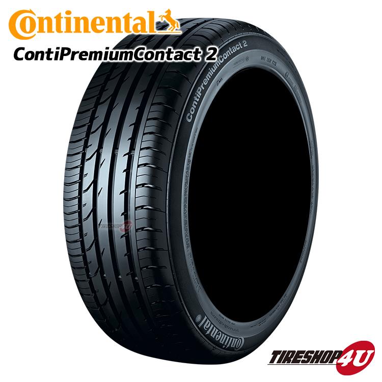 送料無料 新品 Continental ContiPremiumContact2 CPC2 235/55R18 100Y AO コンチネンタル プレミアムコンタクト2 アウディ承認 サマータイヤ ラジアルタイヤ 単品 235/55-18