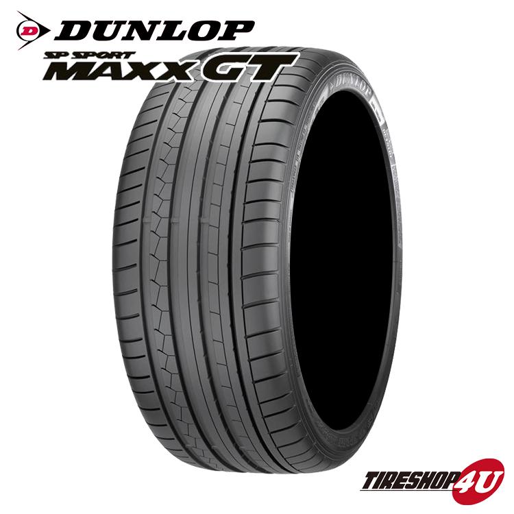 送料無料 新品 タイヤ DUNLOP SP SPORT MAXX GT 285/30R21 100Y XL RO1 アウディクワトロ承認タイヤ SPスポーツ エスピースポーツ マックス ダンロップ ラジアルタイヤ サマータイヤ